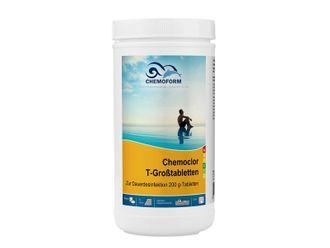 Chemoform Chemoclor Chlor T-Großtabletten 1 kg