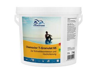 Chemoform Chemoclor Chlor T-Granulat 65 3 kg