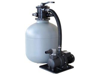 Sandfilteranlage OKU Trinidad Ø 470 mm mit SPS 100-1 230 Volt Pumpe