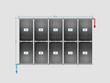 OKU Solarabsorber Pool-Solarheizung SET 20