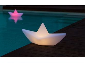 The BOAT Lamp by Goodnight Light Akku-LED Lampe