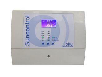 OKU Suncontrol Solarsteuerung Solar-Differenztemperaturregler