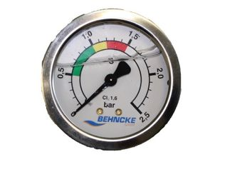 Manometer 0-2,5 bar R 1/8