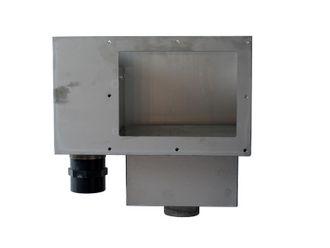 Oberflächenabsauger Typ B 100 aus AISI 316