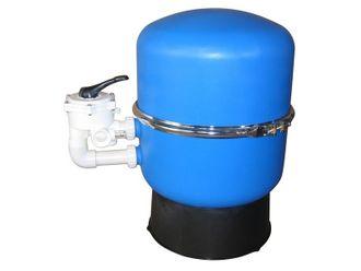 Zweiteiliger Filterbehälter Hawaii Glasfaser Ø 600 mm für Pool Sandfilteranlagen