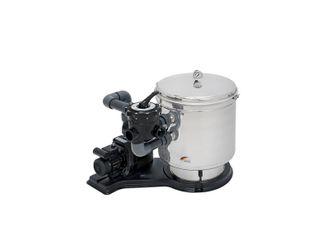 EUROPA Filteranlage 1002 Ø 630 x 15 m³/h Pumpe Deluxe 13 400 V