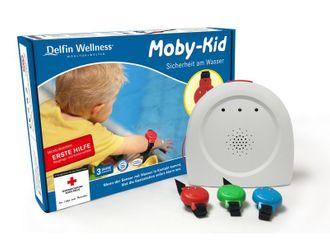 Moby Kid Wasseralarm-System Poolalarm