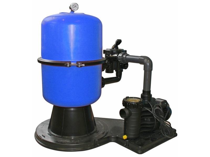 Sandfilteranlage sandfilter bilbao sf 400 6 wege ventil for Gunstige pools mit pumpe