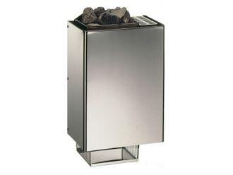 EOS Saunaofen Mini 3,0 kW Edelstahl blank