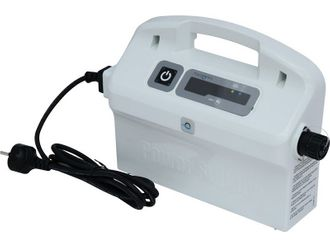 Poolroboter Dolphin AQUANURA smart PVC-Bürste inkl. Standwagen