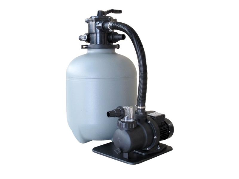 sandfilteranlage oku trinidad 400 mm mit sps 75 1 230 volt pumpe schwimmbadtechnik. Black Bedroom Furniture Sets. Home Design Ideas