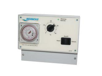 BEHNCKE Basic II Filtersteuerung mit elektronischer Temperaturregelung