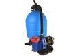 Filteranlage Set 400 ProAqua mit Badumat 7-Wege-Ventil mit Filterbehälter Ø 400 mm komplett, Pumpe i-Plus 70