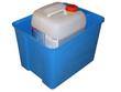 Chemikalienlagerwanne 472 x 364 mm Behälter bis 45 l