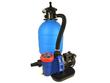 Filteranlage Set 500 ProAqua mit Praher 6-Wege-Ventil mit Filterbehälter Ø 500 mm komplett, Pumpe i-Plus 70