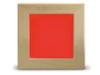 EOS Fablichtgerät EMOLUX 3S Abachi / Thermoespe Holz mit Fernbedienung